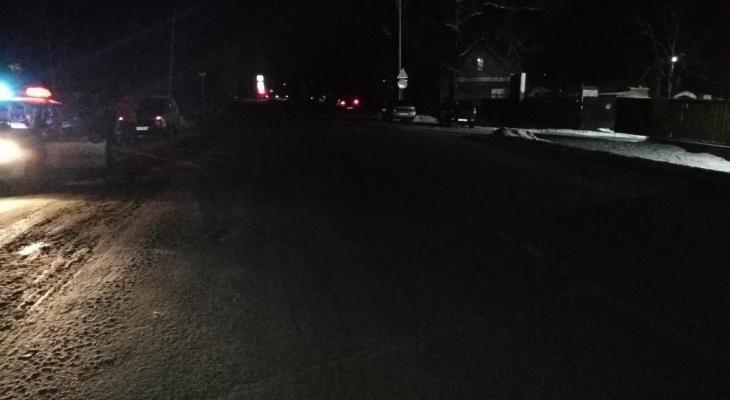 Пешеход попал под КамАЗ: в Кировской области произошло смертельное ДТП