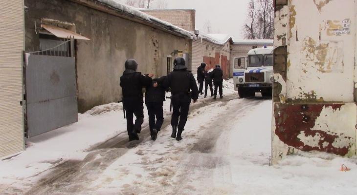 Главу кировского лесохозяйственного центра задержали за взятку в 4 миллиона