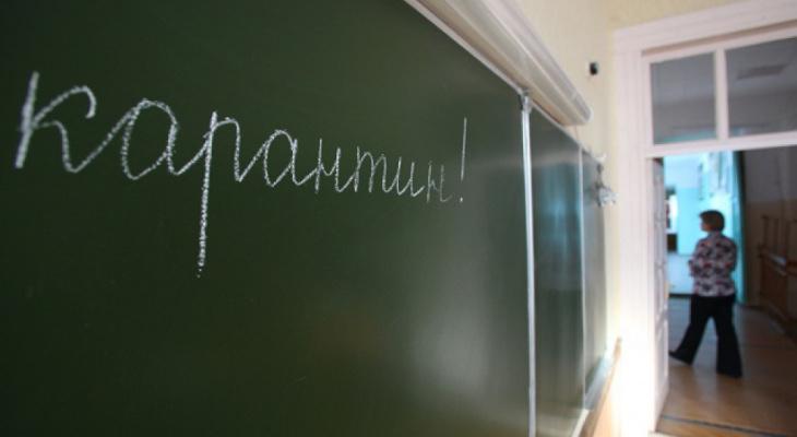 В Кирове ввели карантин в 8 школах и 3 детсадах
