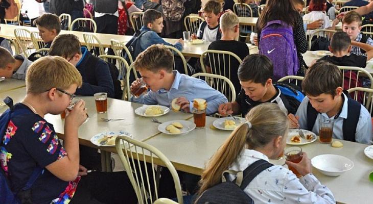 Известно, сколько миллиардов потратят на бесплатное питание в кировских школах