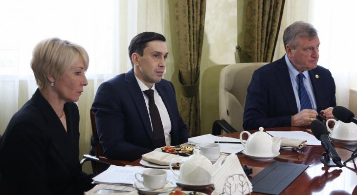 На территории КВАТУ появится образовательный кластер: губернатор Кировской области рассказал о планах на 2020 год