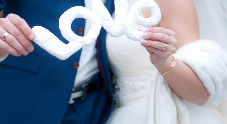 20.02.2020: известно, сколько пар в Кирове заключат брак в самую красивую дату года