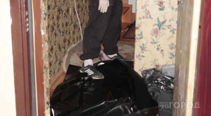 В Радужном найдено тело 23-летнего парня
