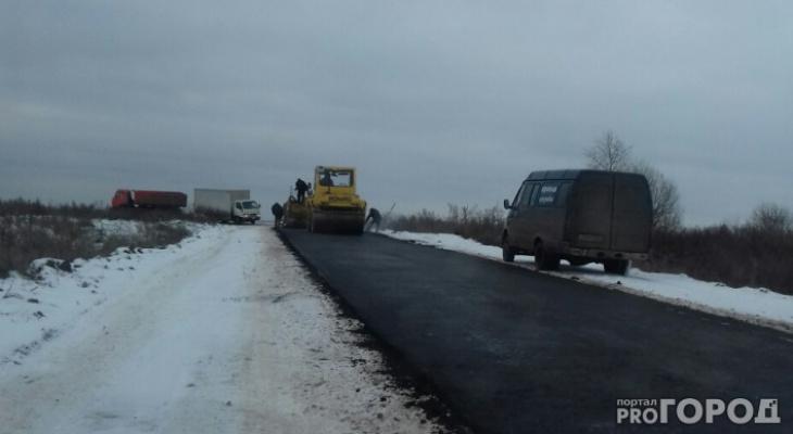 Стало известно, когда отремонтируют объездную на Нововятск