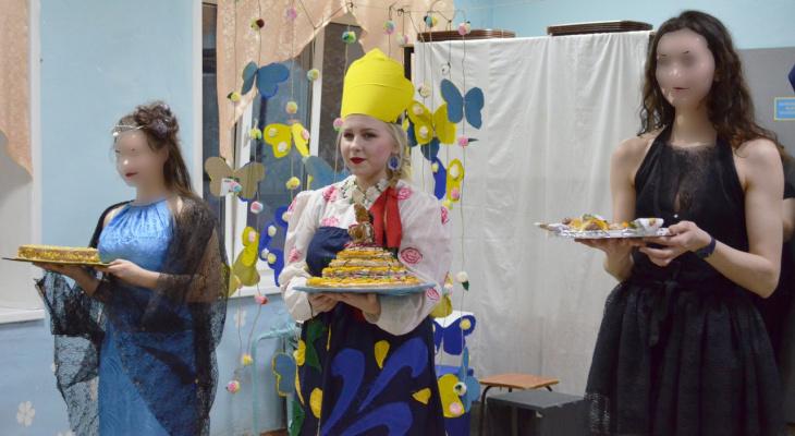 В женских колониях Кировской области прошли конкурсы красоты