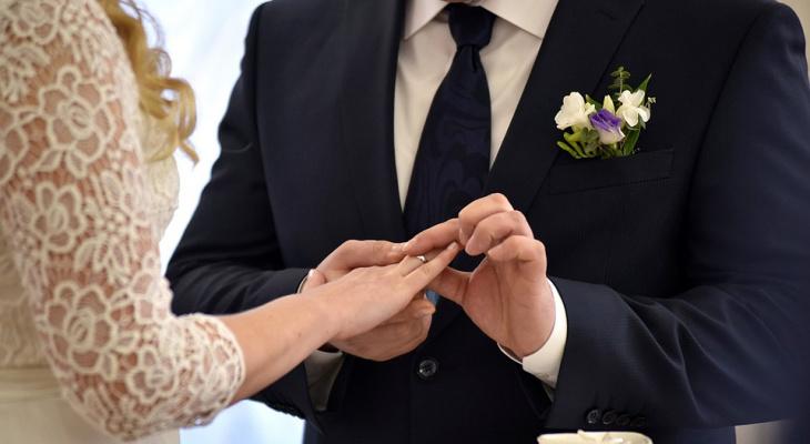 Свадебный бум: названы самые красивые даты года