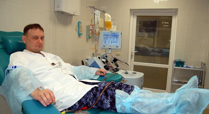 Пациентам Кировского НИИ гематологии жизненно необходима кровь