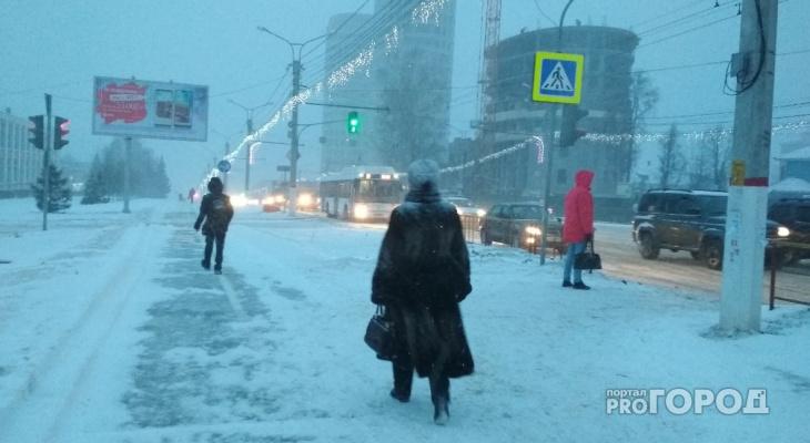 В Кирове объявлено метеопредупреждение: возможны падения деревьев и обрыв проводов