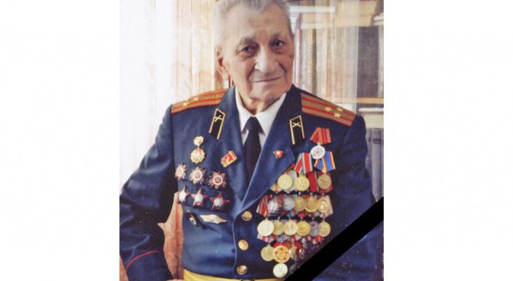 В Кирове скончался участник легендарного Парада Победы 1945 года