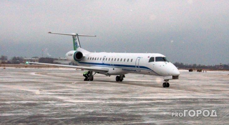 Международные рейсы из Кирова запустят в три страны
