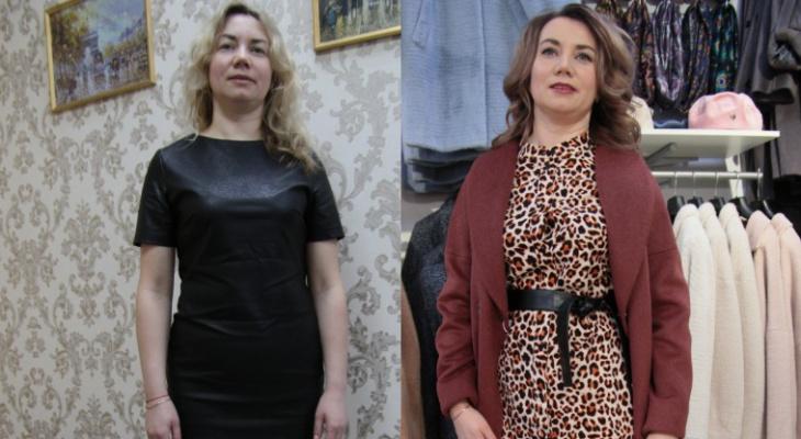 До и после: стилисты преобразили маму ребенка-инвалида из Кирова