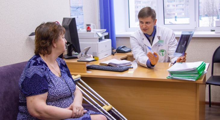Кировские врачи вернули пенсионерке возможность снова заниматься спортом