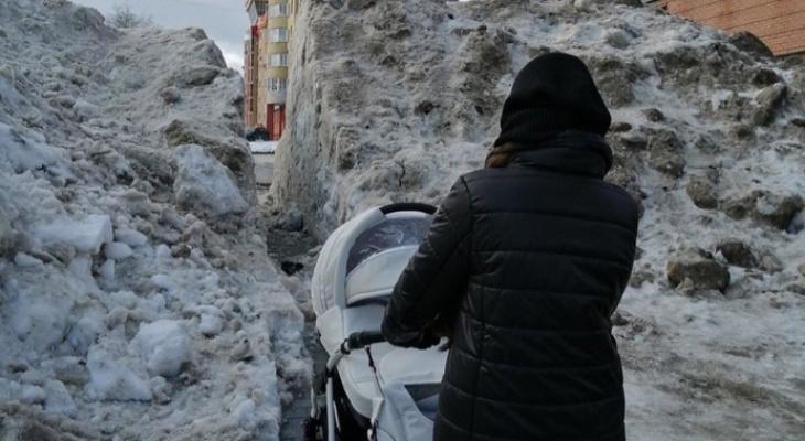 Что обсуждают в Кирове: снежный тоннель и отгул для прохождения диспансеризации