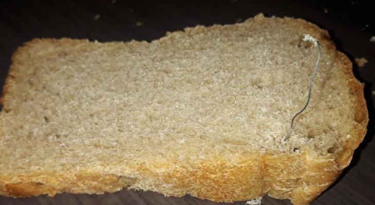 """""""Для настоящих мужчин"""": кировчанин нашел в хлебе необычный предмет"""