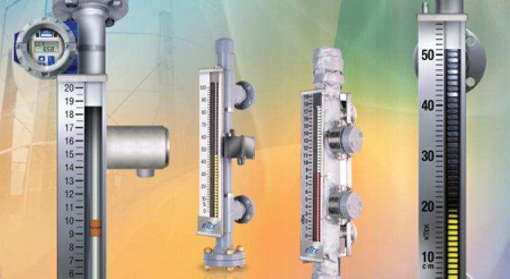 Выбираем промышленные приборы для измерения уровня жидкостей