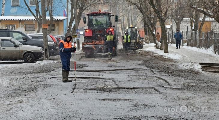 В честь Дня Победы в Кировской области отремонтируют 5 улиц