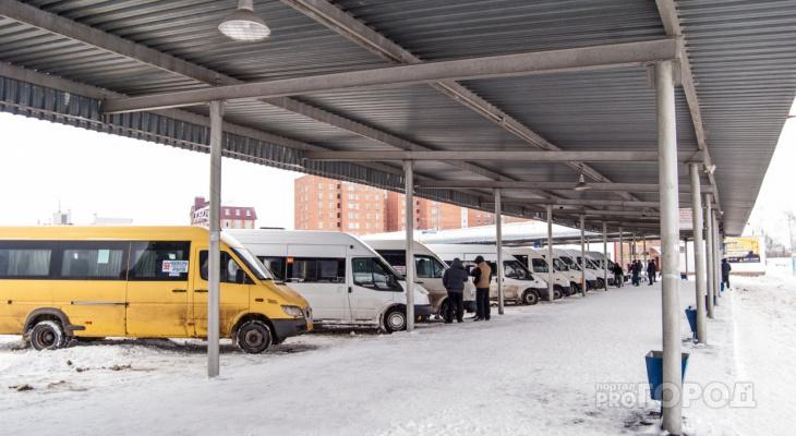 В Вятских Полянах водители автобусов объявили забастовку