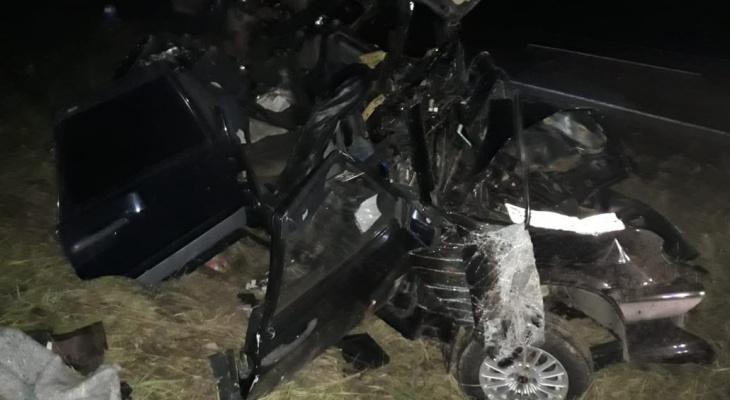 Вынесли приговор водителю микроавтобуса, который устроил смертельное ДТП под Нолинском