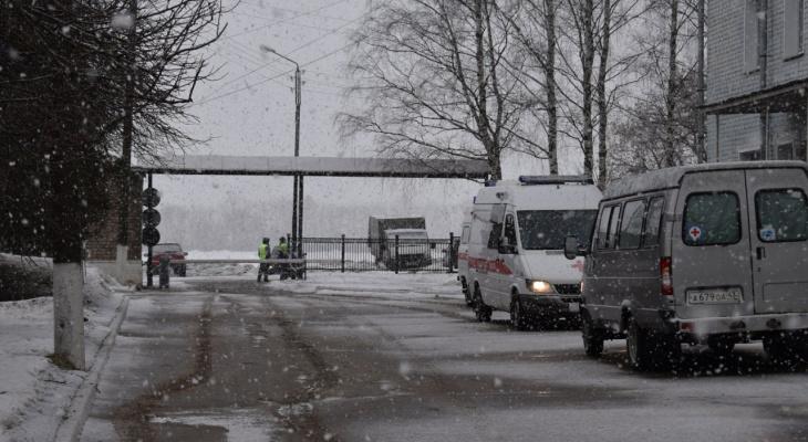 В Кирове выявлен первый случай подозрения на коронавирус