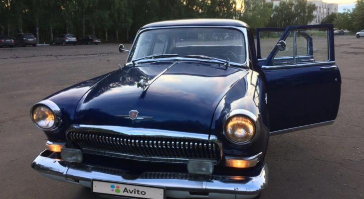 Топ-10 ретроавтомобилей, которые продаются в Кировской области