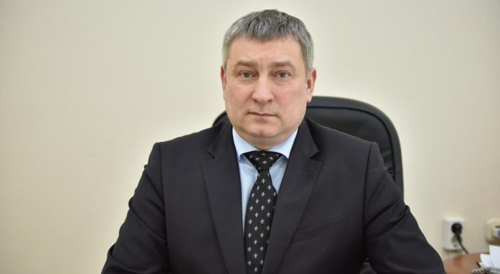 Дмитрия Осипова назначили заместителем главы администрации Кирова