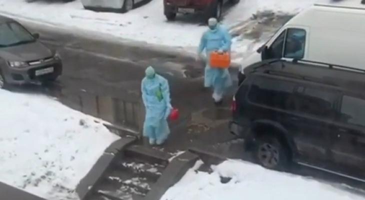 Кировчанина госпитализируют по решению суда из-за коронавируса
