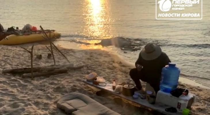"""""""Жили на пляже, местные помогали с едой"""": две истории туристов из Кирова во время карантина"""