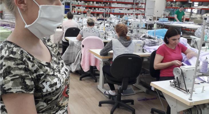 Медицинские маски начнут шить в колледжах Кировской области