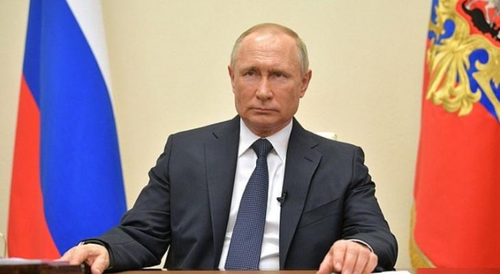 Опубликованы подробности нового указа Путина о нерабочем месяце
