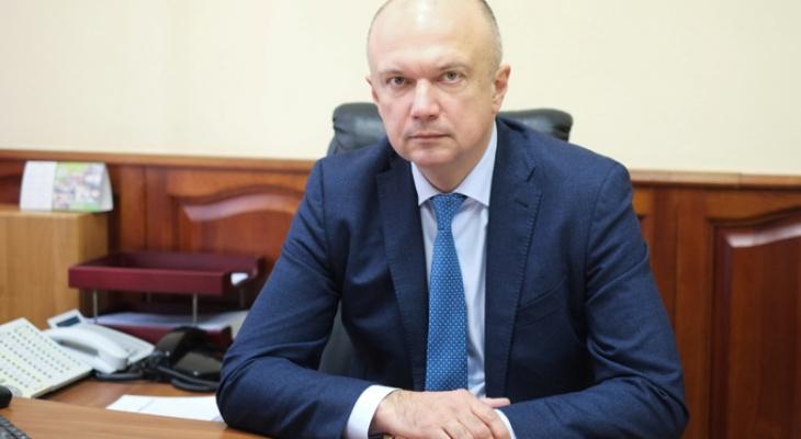 Вице-губернатора Кировской области задержали за получение взятки