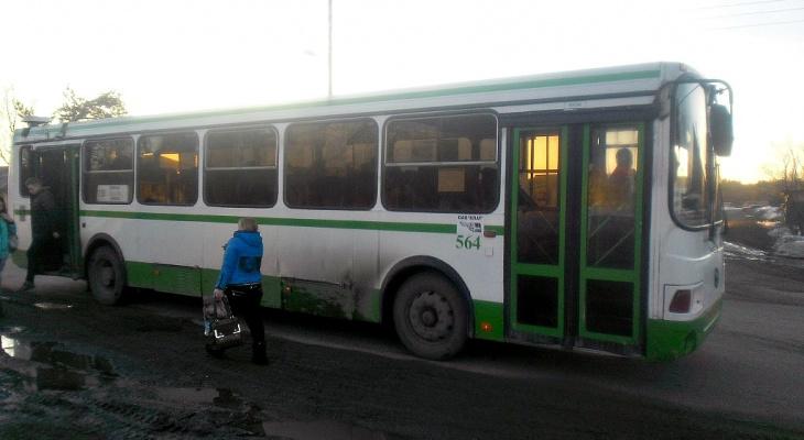 В Кирове из-за коронавируса отменены 9 маршрутов пригородных автобусов