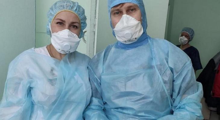 Кировские врачи вылечили восьмого пациента с коронавирусом