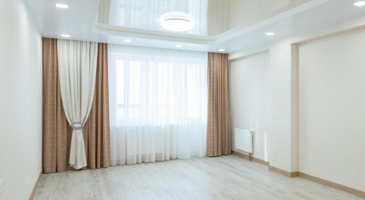 До 250 тысяч рублей кировчане могут сэкономить на ремонте квартиры в новостройке