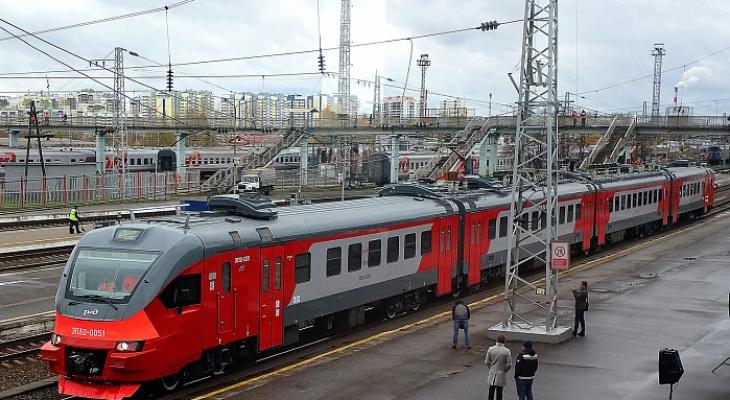 В Кировской области изменится расписание электричек