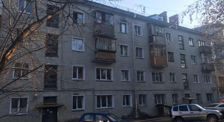 Управляющая  компания «Дом43» спасла дом наВоровского