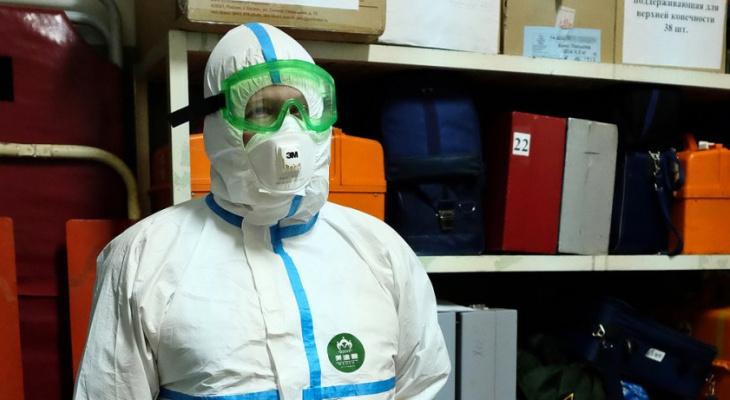 «Катастрофического развития событий не будет»: сотрудник скорой помощи из Кирова о работе во время пандемии