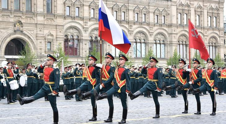 Названы возможные даты проведения парада Победы и голосования по поправкам в Конституцию