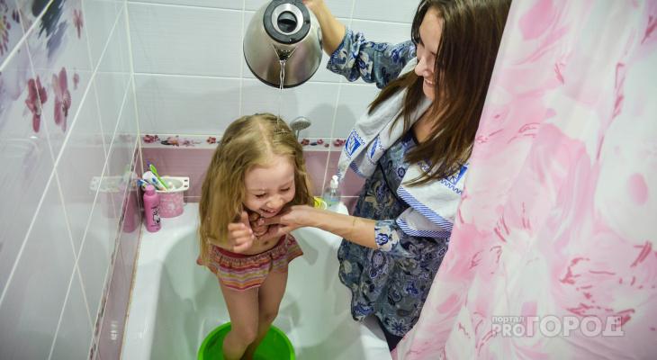 Опубликован список домов в Кирове, в которых отключат горячую воду 1 июня