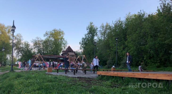 В мэрии Кирова рассказали, сколько родителей оштрафовали за нарушение самоизоляции