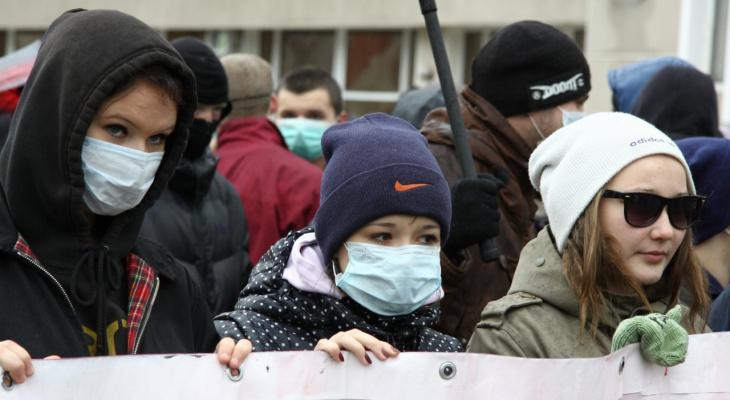 Карантин в Кировской области продлили до 16 июня