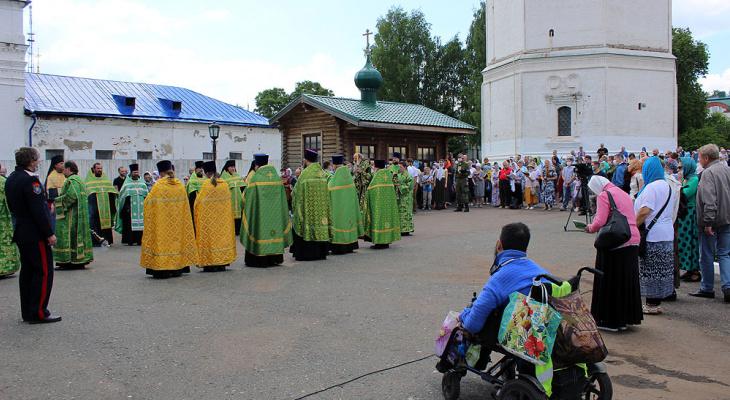 В минздраве Кировской области рассказали, будут ли проверять на COVID-19 паломников