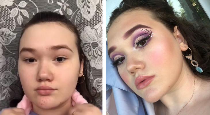 «Когда делаю макияж, забываю о боли»: у 17-летней кировчанки 4-й рецидив рака за пять лет