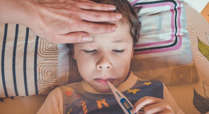 Что обсуждают в Кирове: симптомы COVID-19 у детей и аномальное похолодание