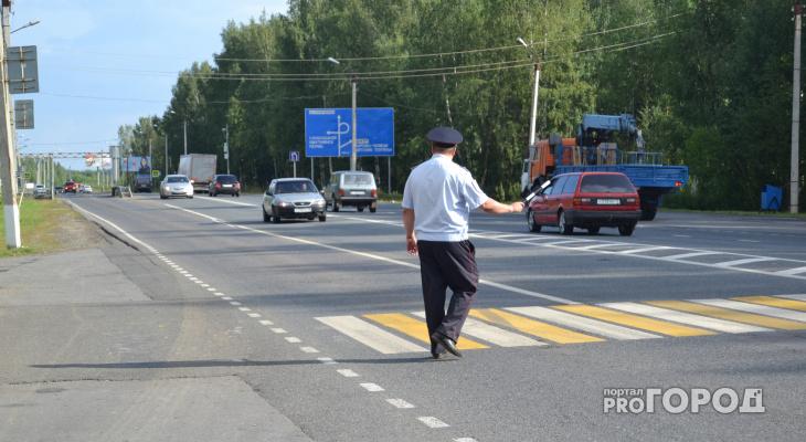 """В Кирове ГИБДД проведет """"сплошные проверки"""""""