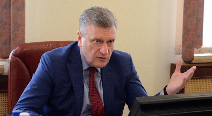 Источники сообщают о возможной отставке губернатора Кировской области