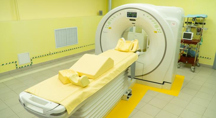 Детская диагностическая служба региона пополнилась высокотехнологичным оборудованием