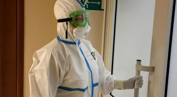 В Кировской области за три дня выявили 175 бессимптомных носителей COVID-19
