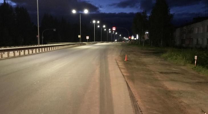 На Советском тракте неизвестный водитель сбил мужчину и уехал
