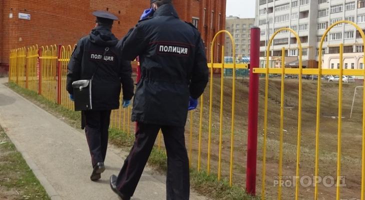 В Кировской области будут судить мужчину, напавшего с ножом на полицейского
