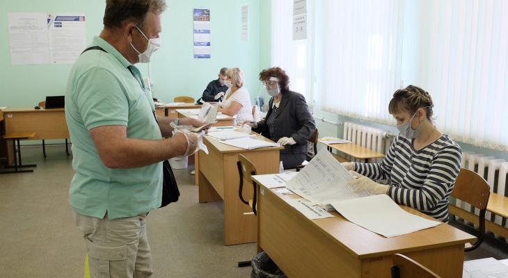 В Кирове депутаты и представители политических партий  приняли участие в голосовании по поправкам к Конституции